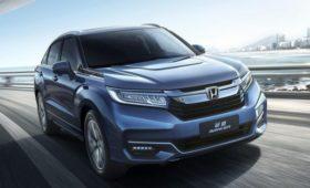 Теперь тот, который популярный: рестайлинг принёс купе-кроссоверу Honda новое оборудование