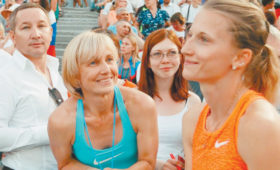 Тренер чемпионки мира Анжелики Сидоровой рассказал о тренировках при пандемии