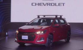 «Заряженный» Chevrolet Onix RS: презентация не для всех и статус базовой версии