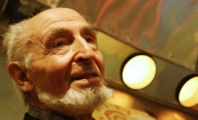 Классик отечественной анимации Леонид Шварцман отмечает столетний юбилей