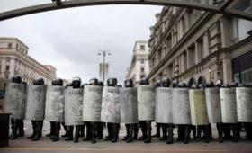 МВД Украины сообщило о насильном выдворении оппозиционеров из Белоруссии
