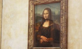 Под картиной «Мона Лиза» обнаружили скрытый набросок