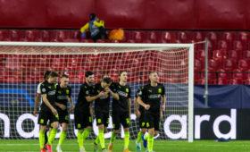Гол «Краснодара» претендует на звание лучшего в туре Лиги чемпионов