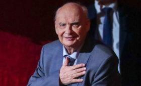 Путин поздравил поэта-песенника Николая Добронравова с 92-летием