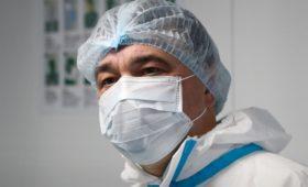 Воробьев сообщил о «съевшем» рост экономики Подмосковья коронавирусе