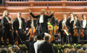 Путин подписал указ о праздновании 100-летия Московской филармонии