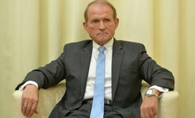 СНБО Украины ввел санкции против Медведчука и его жены