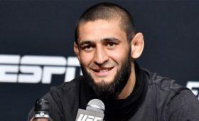 Боец UFC Хамзат Чимаев объявил о завершении спортивной карьеры