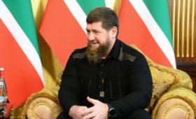 Кадыров предложил главу своей администрации на пост мэра Грозного