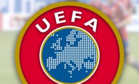 Россия потеряла одно место в таблице рейтингов УЕФА