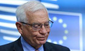 В Брюсселе заявили о курсе России на конфронтацию с Евросоюзом