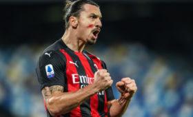 «Милан» объявил о продлении контракта с Ибрагимовичем