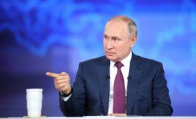 Путин сообщил о планах назначить новых кураторов территорий в кабмине