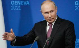 Путин на вопрос о «линиях» с США ответил фразой «так далеко не дошли»