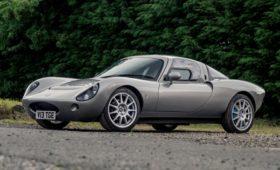 Головокружительная лёгкость: новое британское купе Wells Vertige с технологиями прошлого