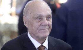 Владимир Меньшов будет похоронен на Новодевичьем кладбище в Москве
