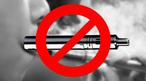 Один из крупнейших штатов США запретил электронные сигареты