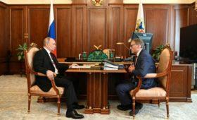 Титов сообщил Путину о прекращении работы с «лондонским списком»