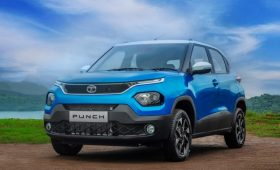 Серийный бюджетный кросс Tata: это Punch, и он попробует переманить покупателей у Suzuki Ignis