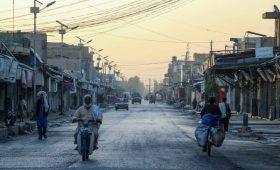 Глава Минфина покинул Афганистан на фоне падения госдоходов из-за талибов»/>