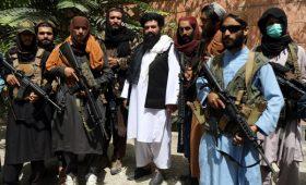 Военные Британии предложили дать талибам шанс управлять Афганистаном»/>