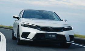 Новый Honda Civic стартует на родине марки: только хэтчбек и турбомотор