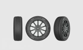 Goodyear представляет зимнюю новинку Ultragrip Performance+ SUV