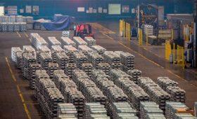 Российские поставщики за месяц до пошлин вывезли алюминия на $7,5 млрд»/>