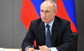 Путин наградил орденами актрис Татьяну Кравченко и Ирину Мирошниченко