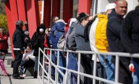 Число заявок на пособия по безработице в США побило рекорд 1982 года