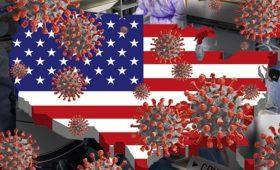 США обогнали Китай и попали на первое место по числу зараженных коронавирусом