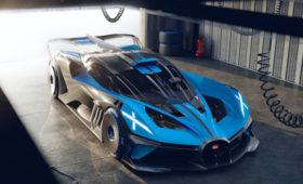 Bugatti Bolide: философия «гадкого утёнка» и космические ускорения