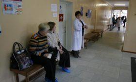 Отгриппа сначала января вРоссии умерли 107 человек