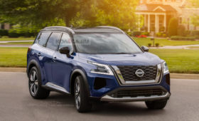Новый Nissan Pathfinder 2021