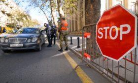 Азербайджан закроет границу с Россией для перехода граждан из-за пандемии