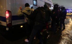 В Москве по уголовному делу задержали двоих участников протестов