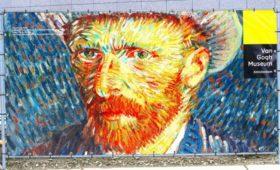 В Китае 600 дронов «нарисовали» картины Ван Гога в ночном небе (ВИДЕО)
