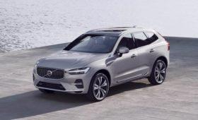 Компания Volvo представила обновленный кроссовер XC60