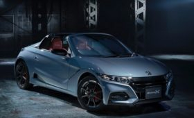 Honda прощается с маленьким родстером S660 на фоне худшего года для модели