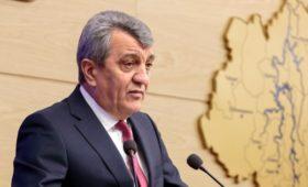 Полпред президента стал основным кандидатом на пост главы Северной Осетии