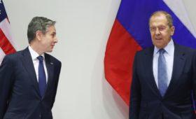 Встреча Лаврова и Блинкена повысила шансы российско-американского саммита