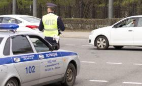 В Москве арестован автомобиль, за владельцем которого числятся неоплаченные штрафы на 2 млн рублей